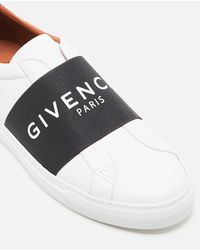 Sneakers Urban Street in Pelle Bianca di Givenchy in White da Uomo