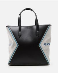 Givenchy Black Bond Tote Bag for men