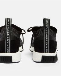 Adidas Originals Black Racer Sneakers for men