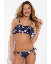 BOAMAR - Blue Coco Bikini Bottom - Lyst