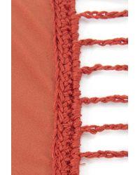 Acacia Swimwear - Red Malibu Top - Lyst