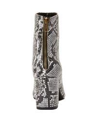 Billabong - Black Luna (animal) Women's Pull-on Boots - Lyst