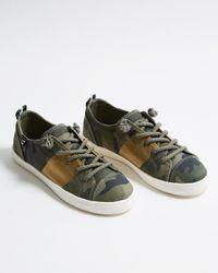 Billabong Green Marina Canvas Shoes