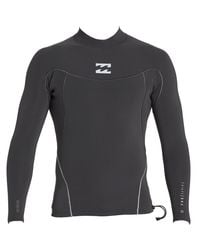 Billabong - Black 1mm Pro Series Airlite Long Sleeve Jacket for Men - Lyst