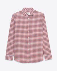 Billy Reid   Red John T Shirt for Men   Lyst