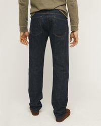 Billy Reid - Blue Slim Jean for Men - Lyst