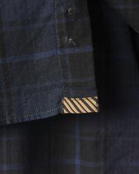 Billy Reid - Blue Wallace Shirt for Men - Lyst
