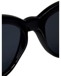 Le Specs - Halfmoon Magic _black - Lyst