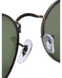 Ray-Ban Gray Round Metal_rb3447 029/71 50 for men