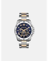 Michael Kors   Metallic Watch - Brecken for Men   Lyst