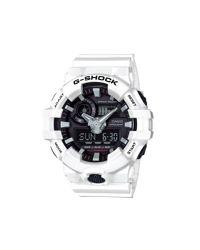G-Shock - White Ga-700 Series for Men - Lyst