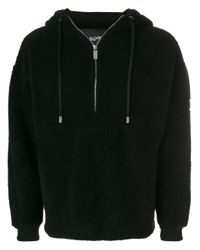 Blood Brother - Borg Hoody In Black for Men - Lyst