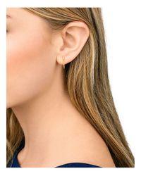 Gorjana - Metallic Nora Stud Earrings - Lyst