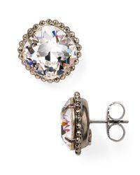 Sorrelli | Metallic Stud Earrings | Lyst