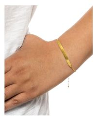 Dogeared - Metallic Going Places Bracelet - Lyst