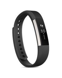 Fitbit Black Alta Wireless Fitness Tracker for men