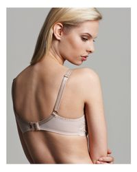 Chantelle Natural Rive Gauche Full Coverage Unlined Bra