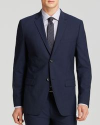 Theory | Blue Wellar Hc New Tailor Slim Fit Sport Coat for Men | Lyst