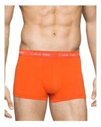Calvin Klein - Blue Pack Of 3 for Men - Lyst