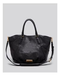 Marc By Marc Jacobs Black Tote - New Q Fran