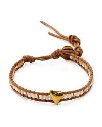 Chan Luu | Natural Single Strand Bracelet | Lyst