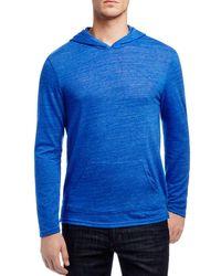 Alternative Apparel - Blue Marathon Pullover Hoodie for Men - Lyst