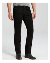 J Brand - Black Jeans - Kane Straight Fit for Men - Lyst