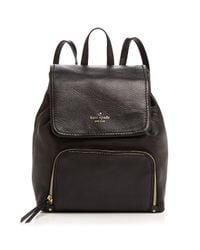 kate spade new york - Black Cobble Hill Charley Backpack - Lyst