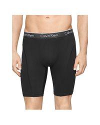 """Calvin Klein Black Air Fx 9"""" Cycle Shorts for men"""