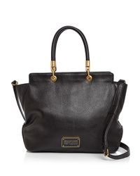 Marc By Marc Jacobs - Black New Too Hot To Handle Bentley Satchel - Lyst
