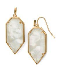 Kendra Scott Metallic Palmer Earrings