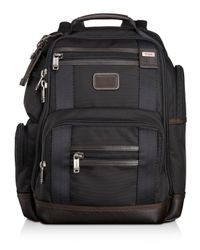 Tumi | Brown Kingsville Deluxe Briefcase Pack for Men | Lyst