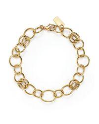 Ippolita | Metallic 18k Gold Glamazon® Classic Link Bracelet | Lyst