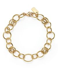 Ippolita | Metallic 18k Gold Glamazon Classic Link Bracelet | Lyst