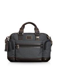 Tumi - Gray Brooks Slim Briefcase for Men - Lyst