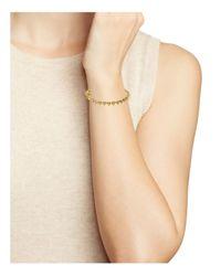 Eddie Borgo Metallic Mini Cone Bracelet