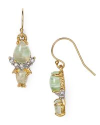 Alexis Bittar | Multicolor Elements Mirrored Pear Drop Earrings | Lyst