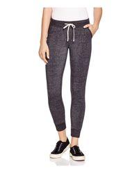 Alternative Apparel | Gray Eco Fleece Sweatpants | Lyst