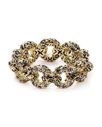 House of Harlow 1960 | Metallic Eternal Link Ring | Lyst