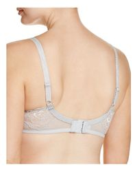 Wacoal Natural Full Figure Sheer Enough Underwire Bra #855253