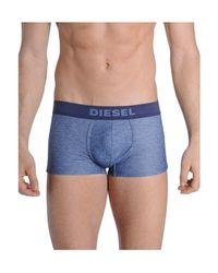 DIESEL - Blue Hero Underdenim Trunks for Men - Lyst