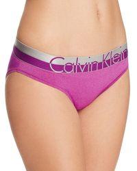 Calvin Klein - Pink Magnetic Force Bikini #qf1338 - Lyst