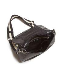 Marc Jacobs Black Gotham City Saddle Bag