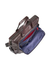 Tumi - Brown Madden Briefcase for Men - Lyst