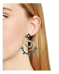 BaubleBar - Metallic Bethany Drop Earrings - Lyst