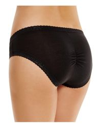 Yummie By Heather Thomson Black Marnie Hipster #yt2-281