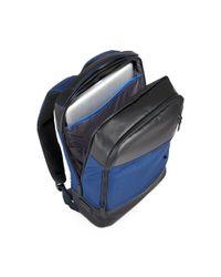 Tumi Blue Tahoe Lyons Backpack for men