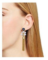 BaubleBar - Metallic Hanalei Drop Earrings - Lyst