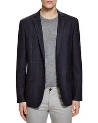 Theory - Multicolor Rodolf Slim Fit Sport Coat for Men - Lyst