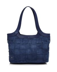 Etienne Aigner - Black Jerry Woven Tote - Lyst